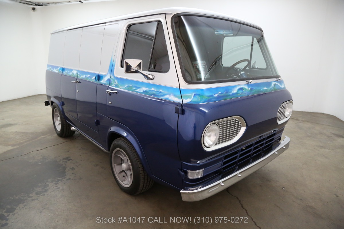 Used 1964 Ford Econoline 1/2 Ton Van Custom | Los Angeles, CA