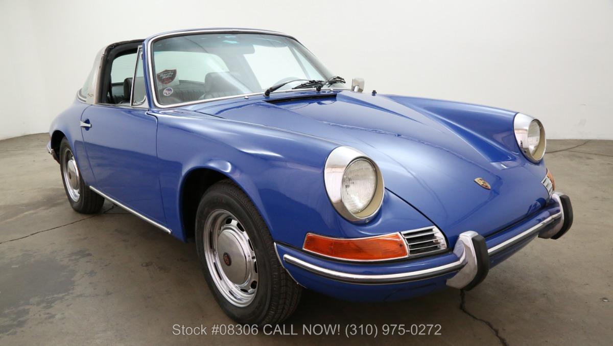 1969 Porsche 912 Long Wheel Base Targa