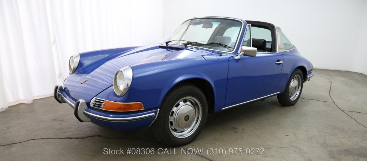 Used 1969 Porsche 912 Long Wheel Base Targa | Los Angeles, CA