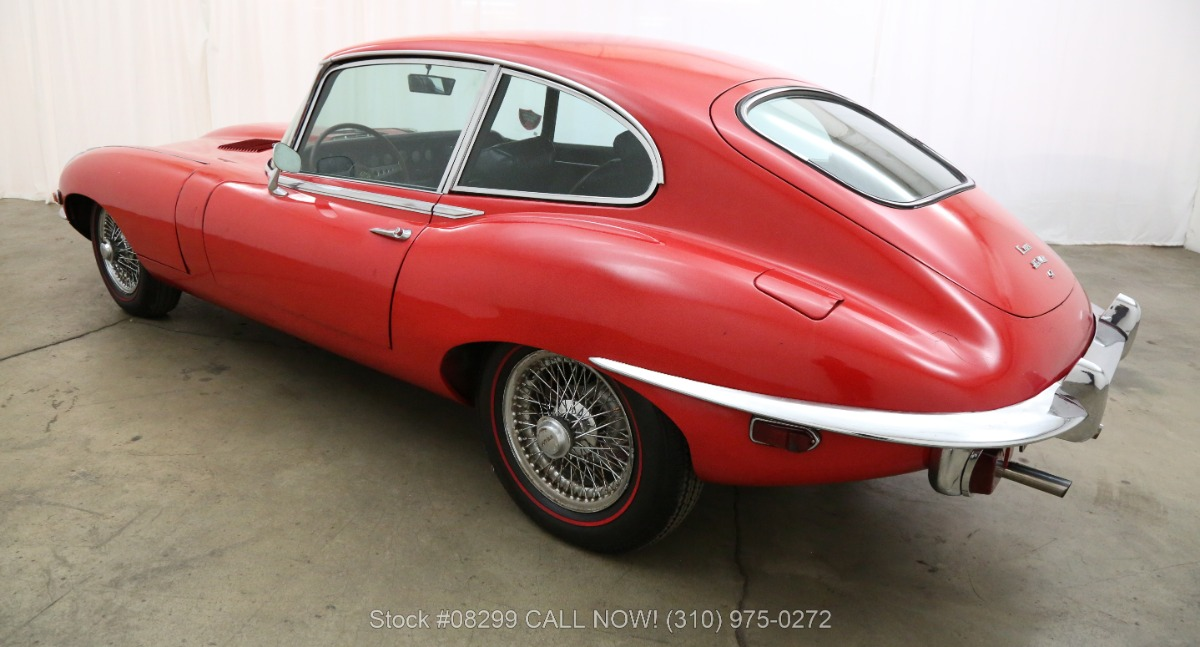 Used 1969 Jaguar E-Type 2+2 | Los Angeles, CA