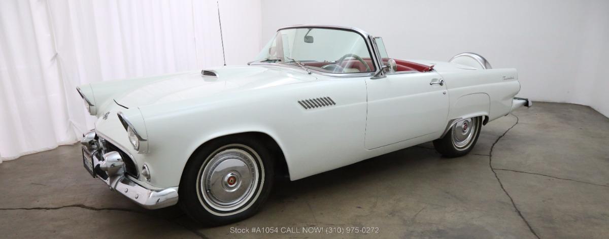 Email alex@beverlyhillscarclub.com & 1955 Ford Thunderbird Convertible | Beverly Hills Car Club markmcfarlin.com