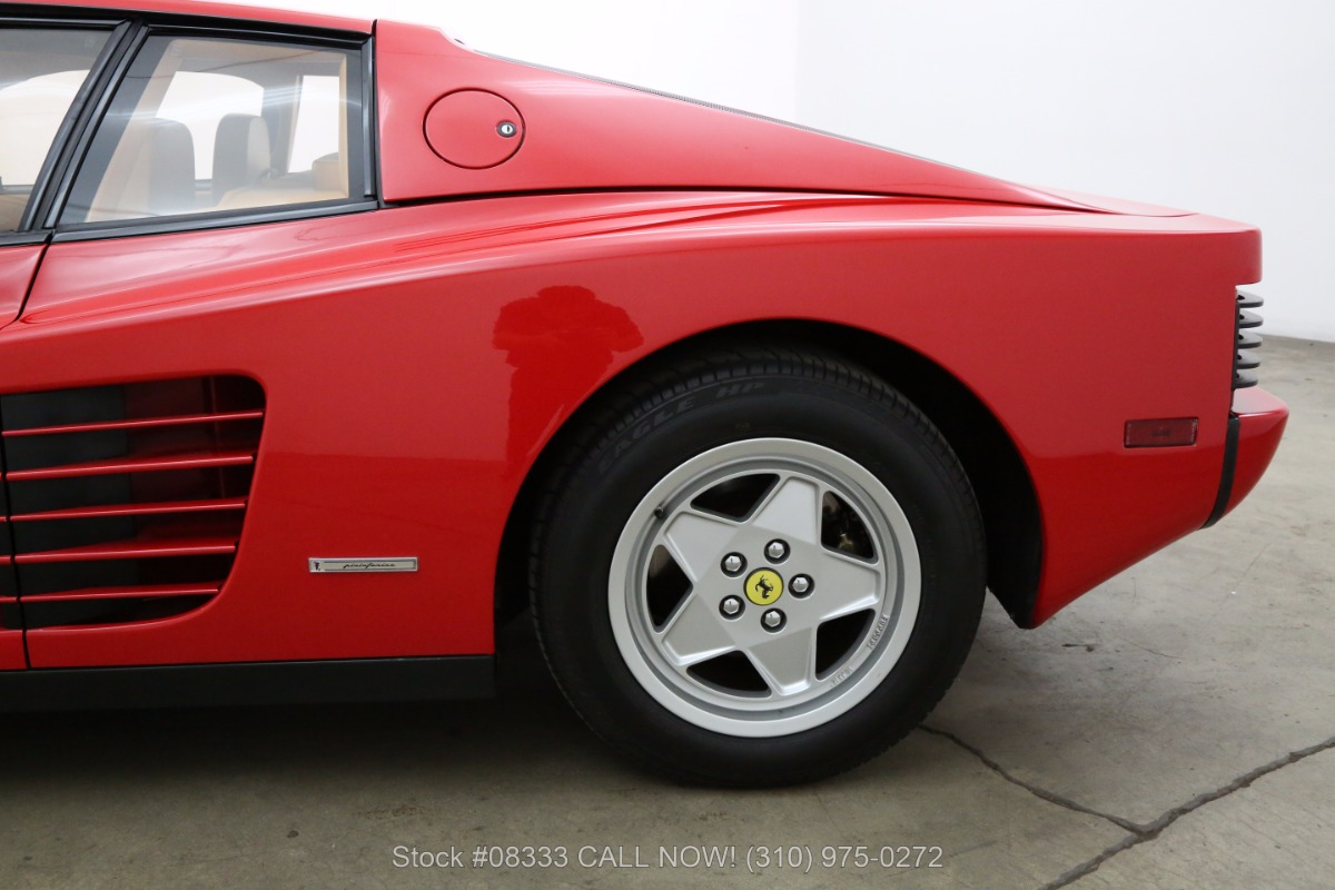 dyler coupe cars yellow testarossa sale ferrari classic lhd for