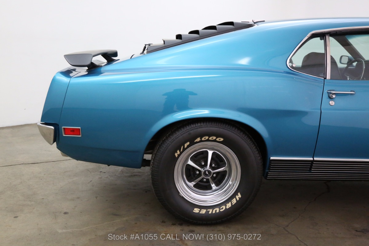 1970 Ford Mustang Mach 1 Sportsroof Beverly Hills Car Club 1964 Fastback Used Los Angeles Ca