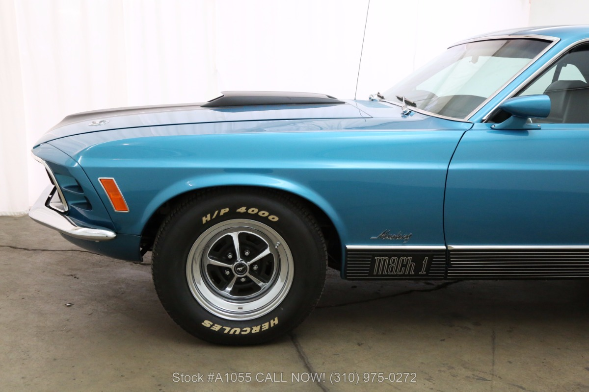 1970 Ford Mustang Mach 1 Sportsroof Beverly Hills Car Club 2002 Sound System Used Los Angeles Ca