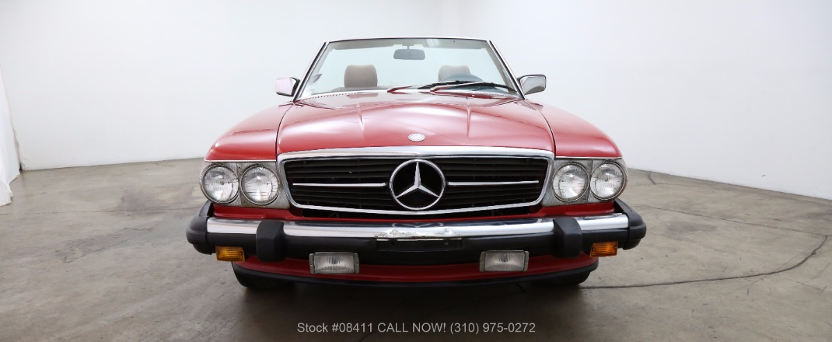 Used 1987 Mercedes-Benz 560SL  | Los Angeles, CA
