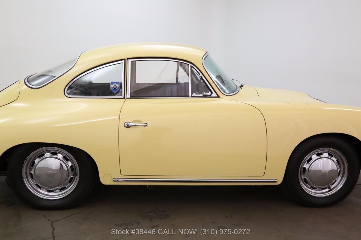 Used 1965 Porsche 356C    Los Angeles, CA