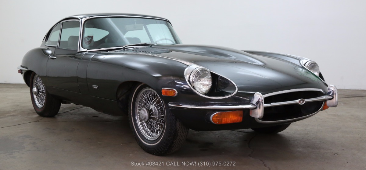 1971 jaguar e type fixed head coupe beverly hills car club - Jaguar e type fixed head coupe ...