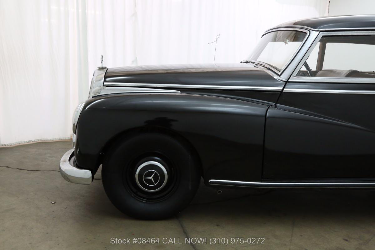 1952 Mercedes Benz 300 Adenauer Beverly Hills Car Club