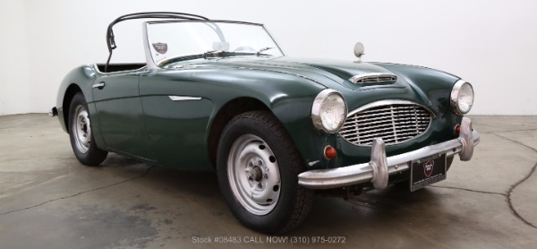 1961 Austin-Healey BT7 3000