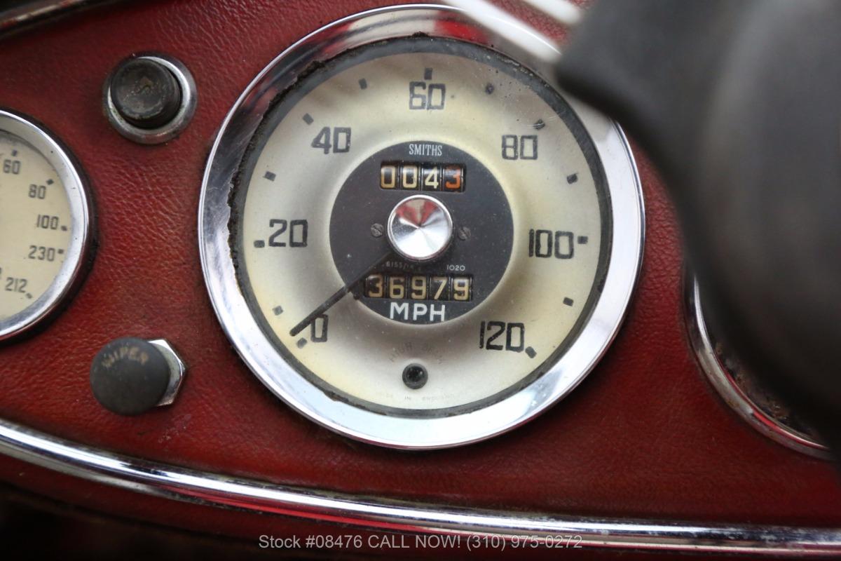 Used 1959 Austin-Healey 3000 Mark I BT7 | Los Angeles, CA