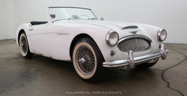 1962 Austin-Healey 3000 BT7 Tri-Carb