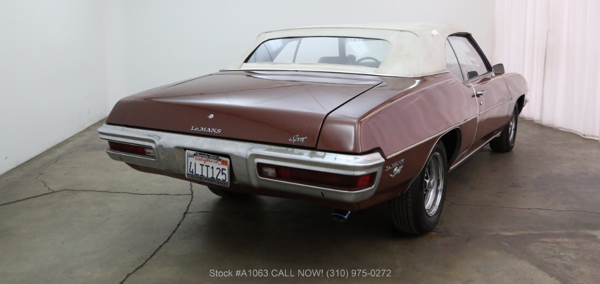Used 1971 Pontiac LeMans Sport | Los Angeles, CA