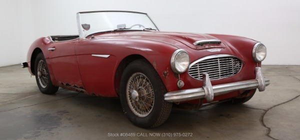 1957 Austin-Healey 100-6 BN4