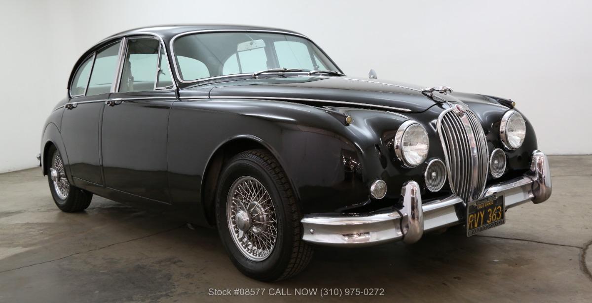 1965 Jaguar MK II   Beverly Hills Car Club