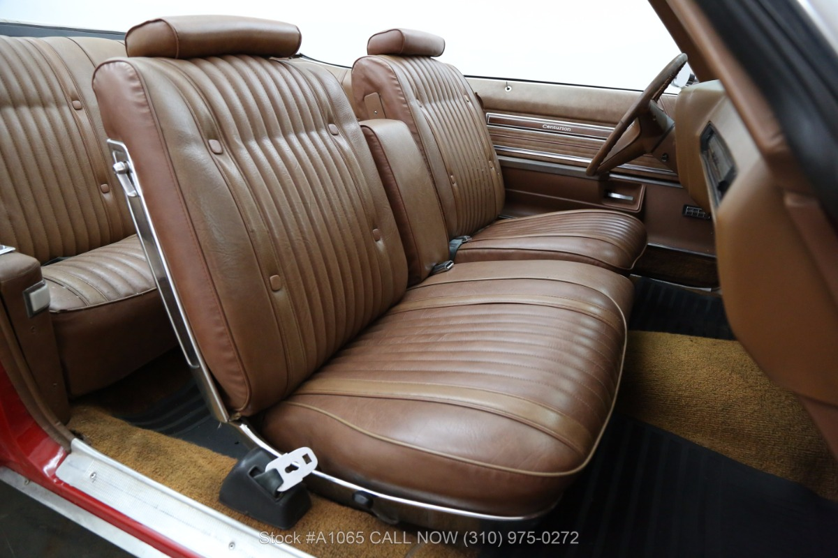 Used 1973 Buick Centurion Convertible | Los Angeles, CA