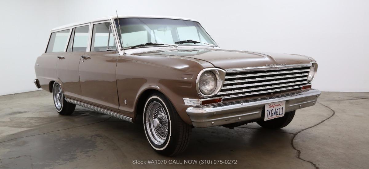 Used 1963 Chevrolet Nova    Los Angeles, CA