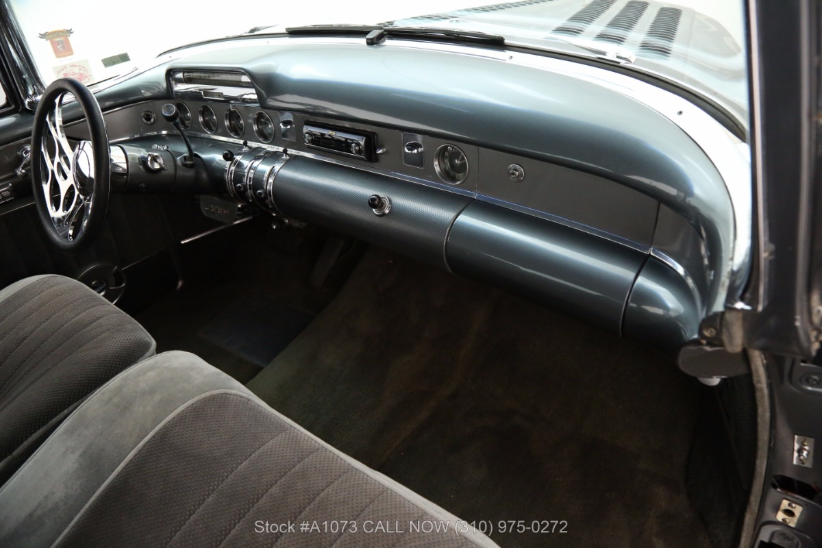1954 Buick Series 50 Super Riviera 2 Door Hardtop Beverly Hills Convertible Used Los Angeles Ca