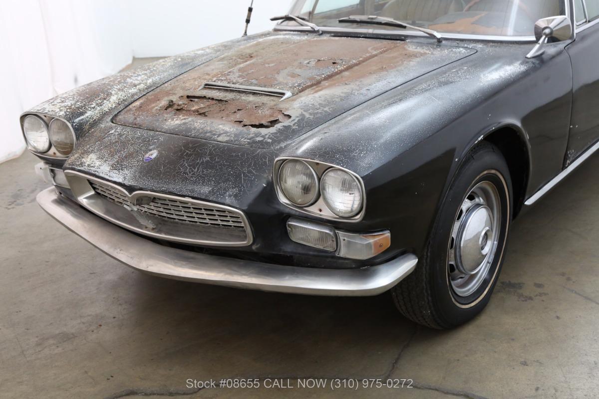 1968 Maserati Quattroporte | Beverly Hills Car Club