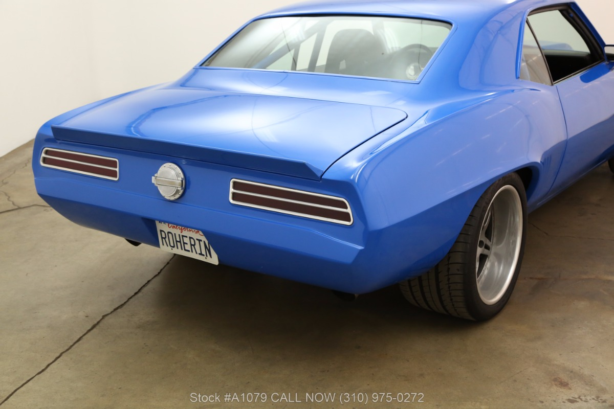 Used 1969 Chevrolet Camaro Custom Coupe | Los Angeles, CA