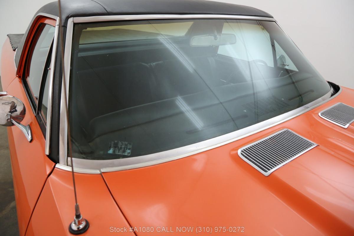 Used 1968 Chevrolet El Camino SS 396   Los Angeles, CA