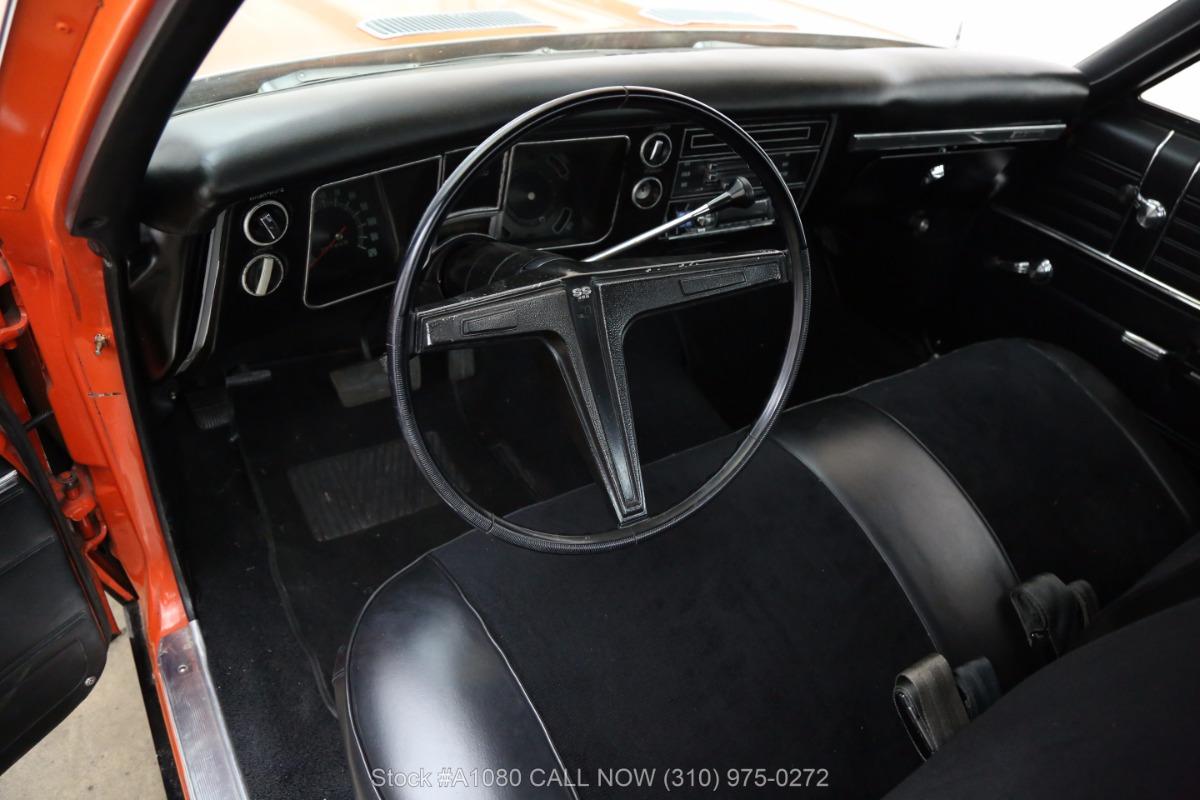 1968 Chevrolet El Camino Ss 396 Beverly Hills Car Club Used Los Angeles Ca