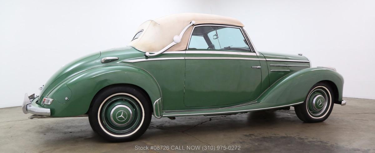 Used 1953 Mercedes-Benz 220 Cabriolet A | Los Angeles, CA