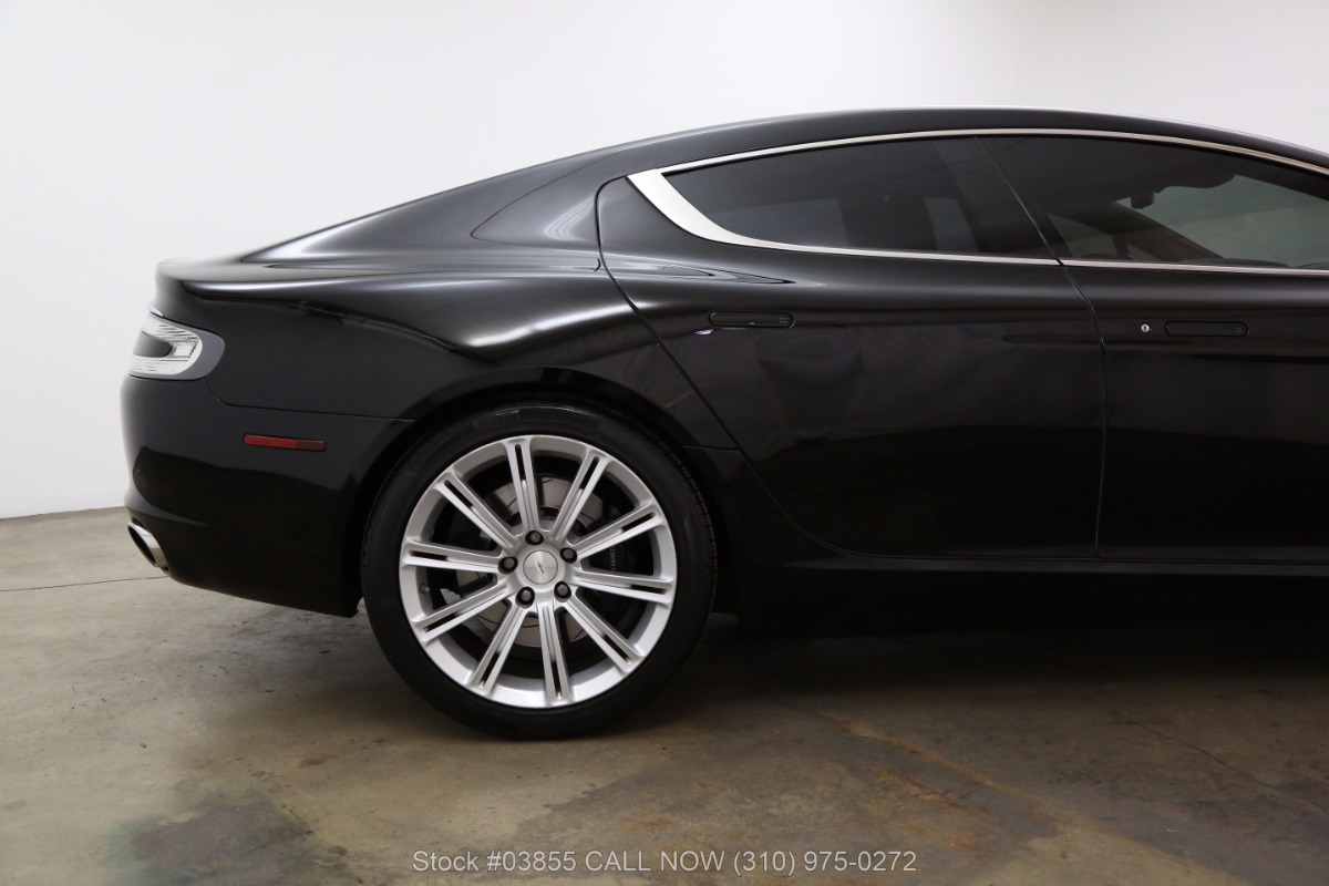 Used 2011 Aston Martin Rapide  | Los Angeles, CA