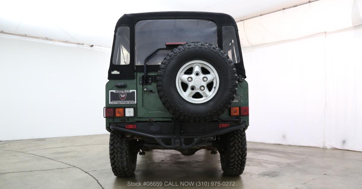 Used 1994 Land Rover Defender 90    Los Angeles, CA