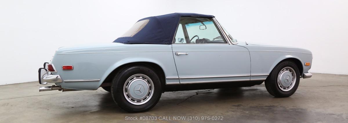 Used 1969 Mercedes-Benz 280SL Pagoda | Los Angeles, CA
