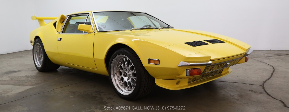 Used 1972 DeTomaso Pantera  | Los Angeles, CA