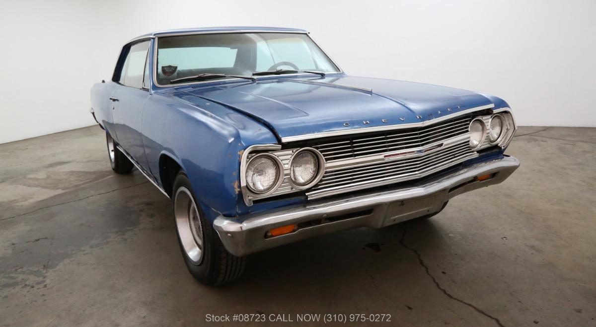 1965 Chevrolet Malibu SS | Beverly Hills Car Club
