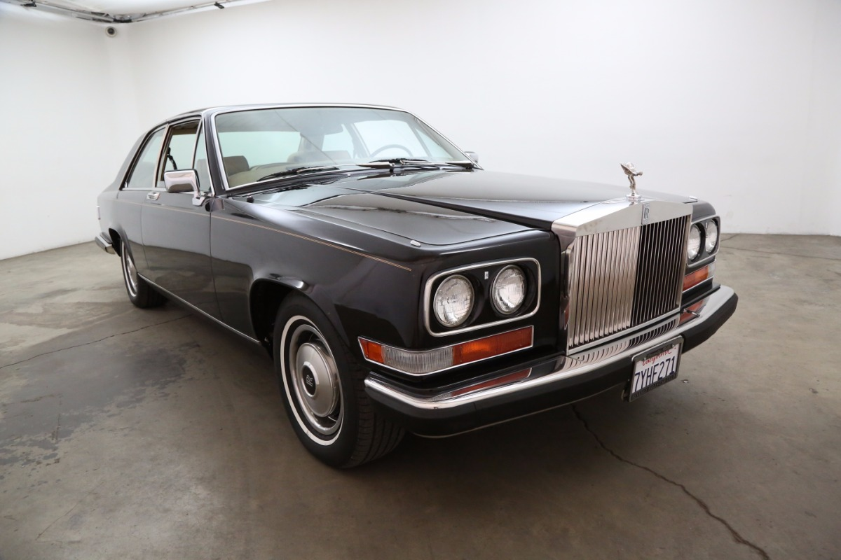 1986 Rolls Royce Camargue