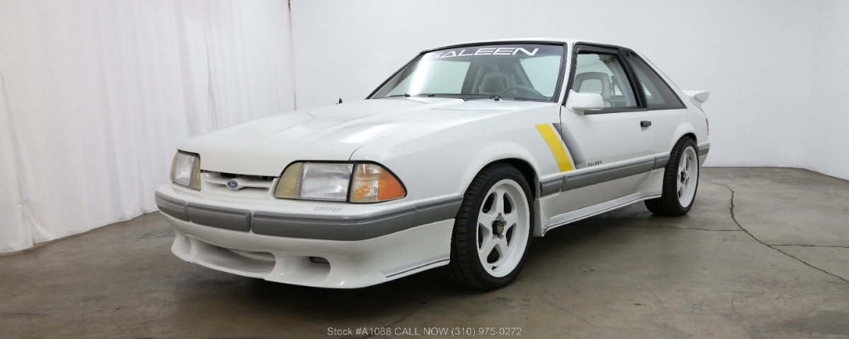 Used 1989 Ford Mustang Saleen SSC | Los Angeles, CA