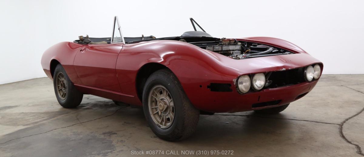 1967 Fiat Dino Spider Beverly Hills Car Club