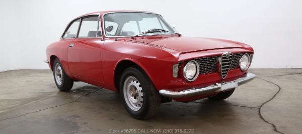 1965 Alfa Romeo Sprint GT