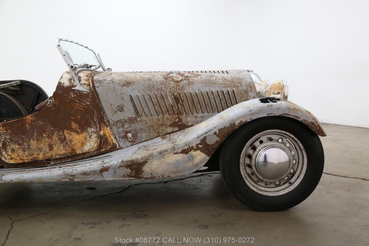 Used 1953 Morgan Plus 4 Roadster | Los Angeles, CA