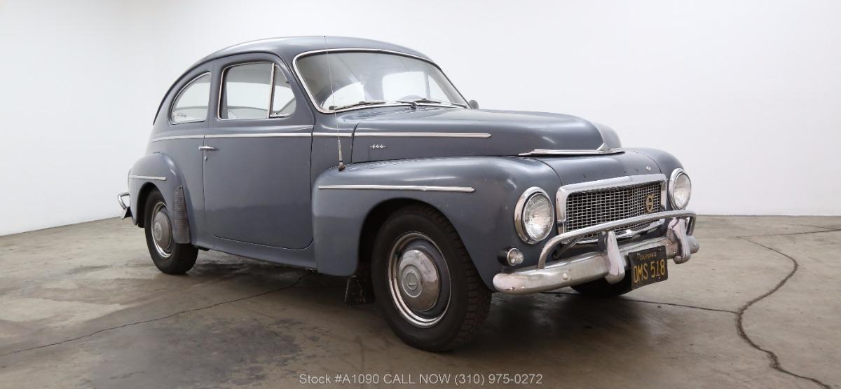 1964 Volvo PV544 | Beverly Hills Car Club