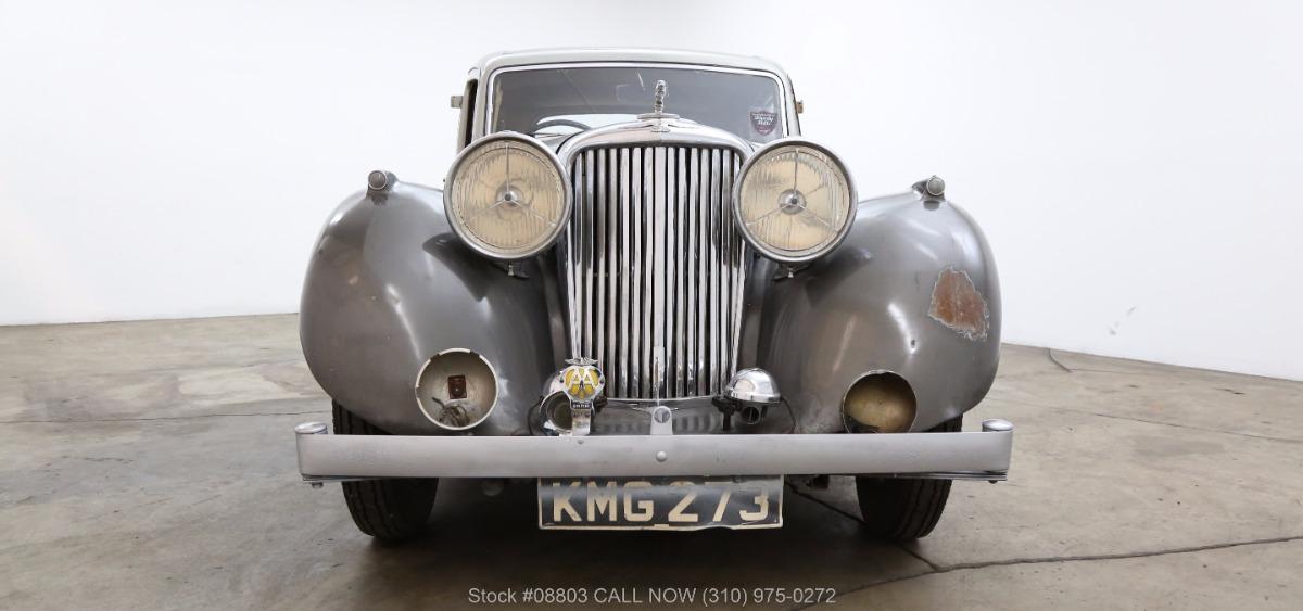 1938 Jaguar Ss Saloon Beverly Hills Car Club