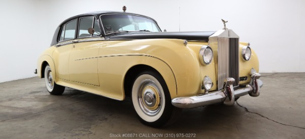 1959 Bentley S1 Left Hand Drive