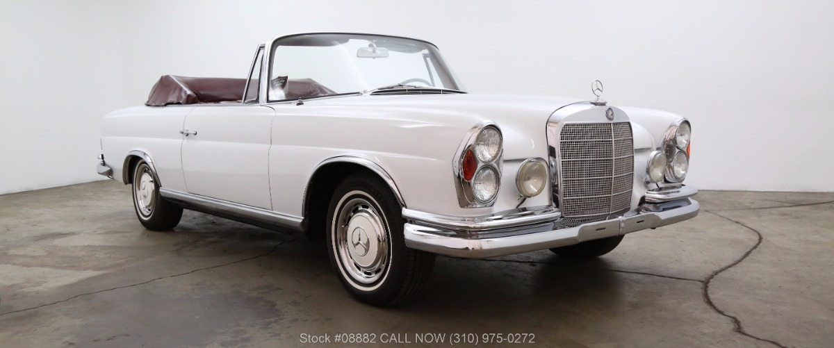 1967 Mercedes-Benz 250SE Cabriolet