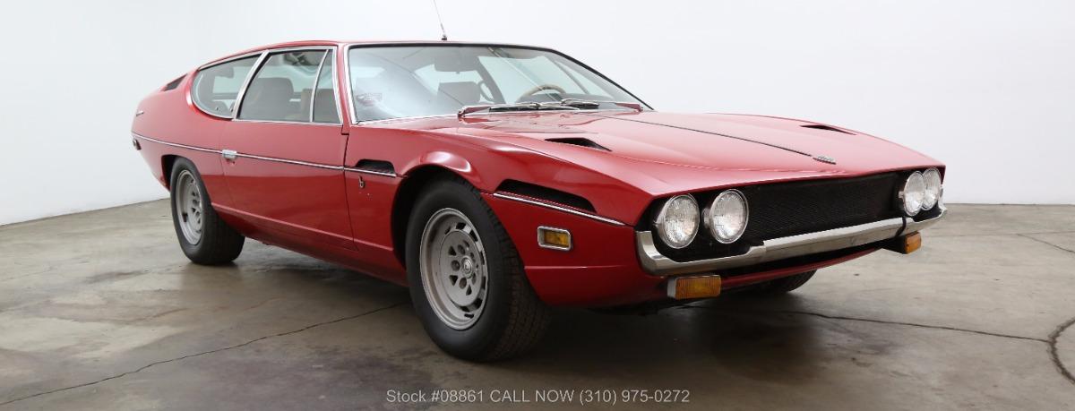 1973 Lamborghini Espada Beverly Hills Car Club