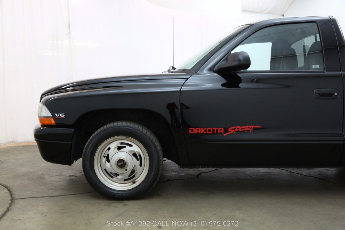 Used 1997 Dodge Dakota Sport | Los Angeles, CA