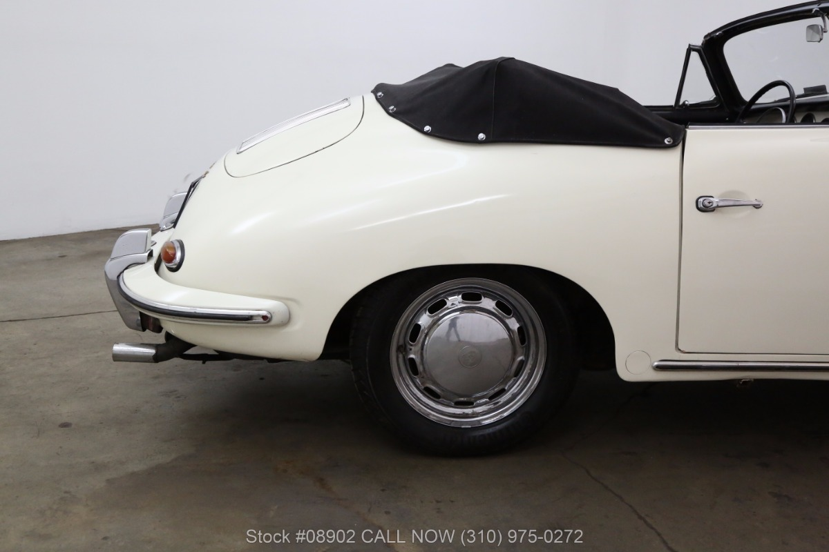 Used 1965 Porsche 356SC Cabriolet | Los Angeles, CA