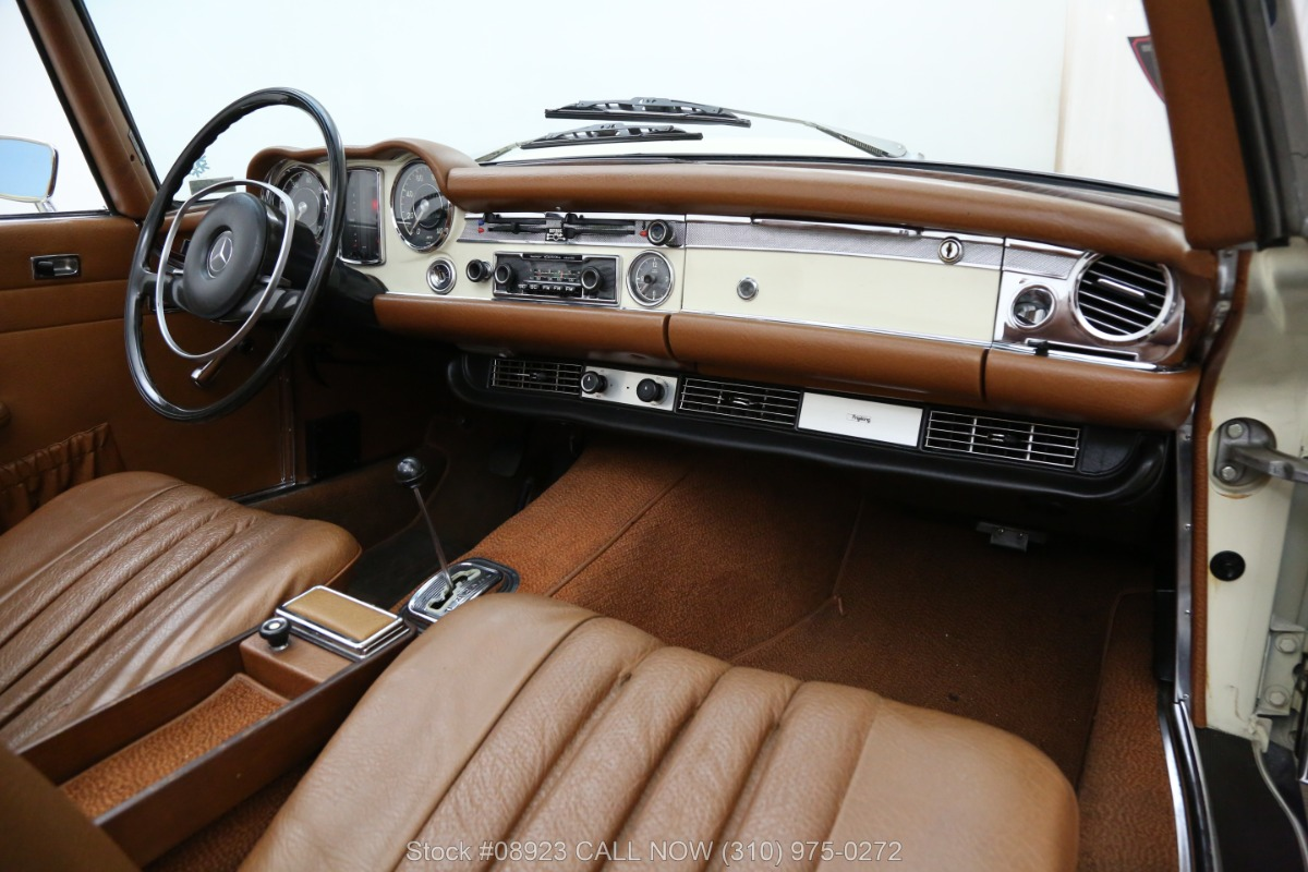Used 1971 Mercedes-Benz 280SL Pagoda | Los Angeles, CA
