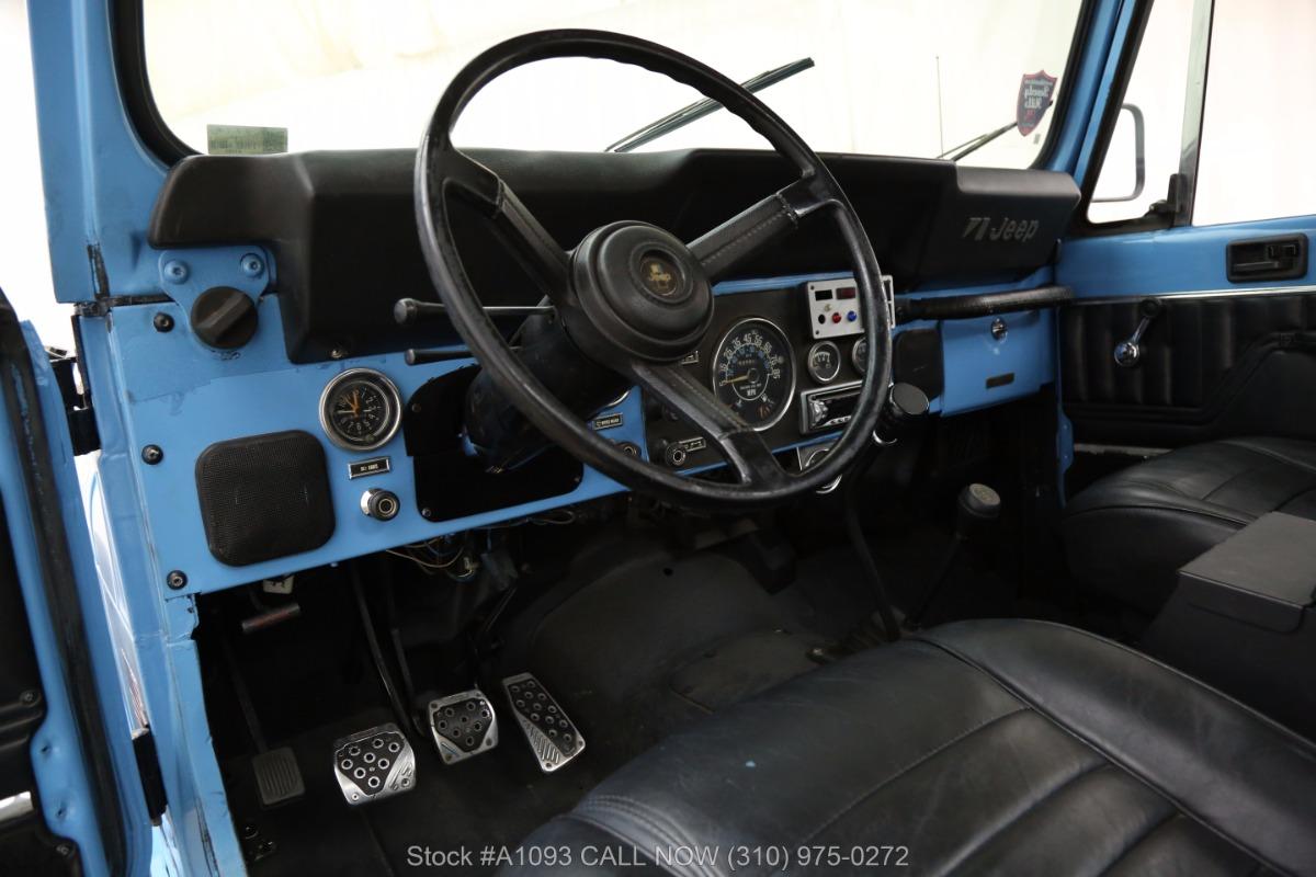 Used 1985 Jeep CJ-8 Scrambler 4x4 Laredo Edition | Los Angeles, CA