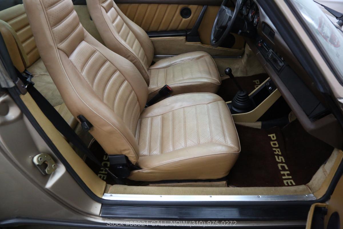 Used 1981 Porsche 911 Targa | Los Angeles, CA