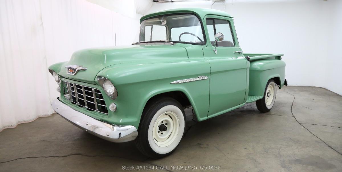 Used 1955 Chevrolet 3100 Big Window Pickup | Los Angeles, CA