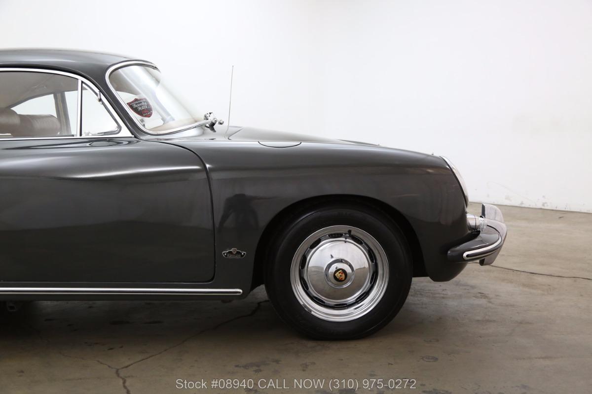 1963 Porsche 356b Beverly Hills Car Club