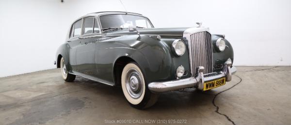 1961 Bentley S2 Right Hand Drive