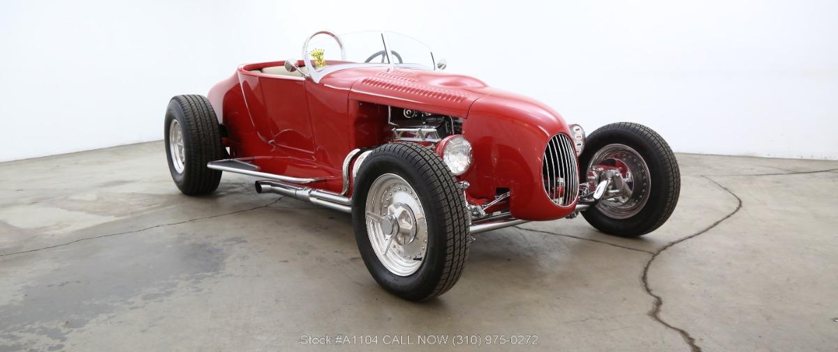 1926 Ford Custom Roadster | Beverly Hills Car Club